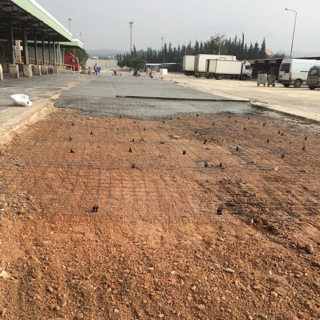 Saha Betonu İzmir