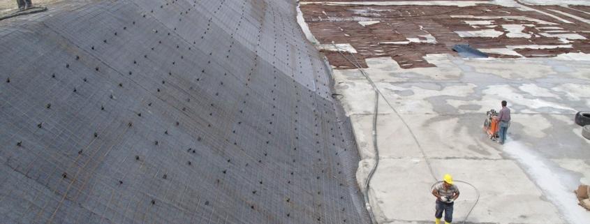 Saha Betonu Torbalı